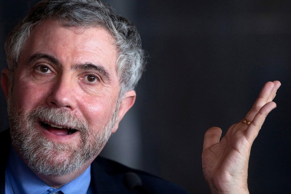 Paul Krugman zmienia zdanie nt. BTC - Atlas