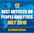 The best HR & People Analytics articles of July 2018