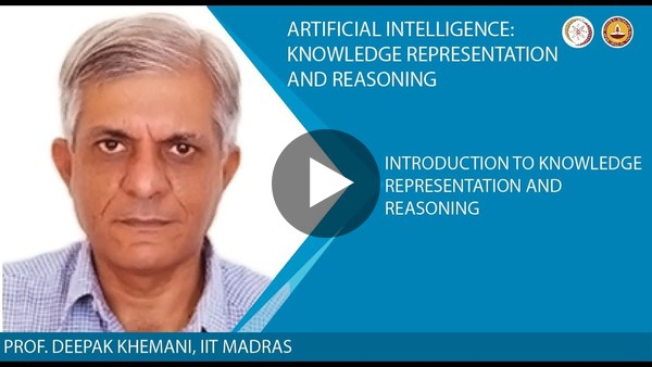 Introduction to Knowledge Representation and Reasoning - YouTube