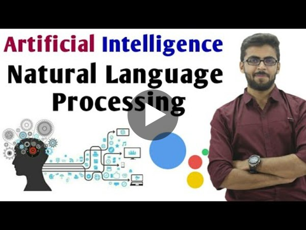 Natural Language Processing in Artificial Intelligence in Hindi | NLP Easy Explanation - YouTube