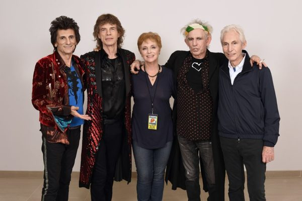 De manager van The Rolling Stones over haar werk