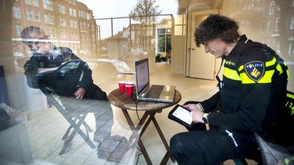 Politiebureau verdwijnt uit het straatbeeld: bijna 200 bureaus gesloten