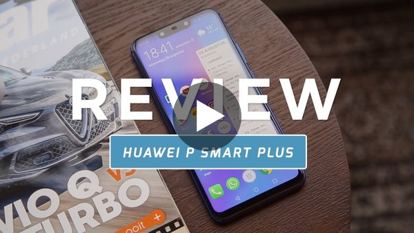 Huawei P Smart Plus review (Dutch) - YouTube
