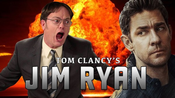 Tom Clancy's Jim Ryan