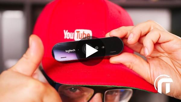 Devenir YouTubeur avec une webcam ! (Logitech Brio 4K Stream Edition) - YouTube