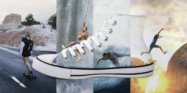 Customized schoenen die je per stuk kan bestellen - EventGoodies