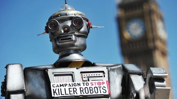 Killerroboter: Maschinen entscheiden über Leben und Tod - Digital - Süddeutsche.de
