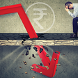 As the rupee takes a plunge against the dollar, some alarm bells, some smiles for startups