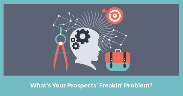 Four Steps to Tap Into Your Prospects' Problems (...and Loosen Their Purse Strings!)