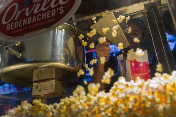 Despite Netflix, Movie Theaters Had Best Summer in Decades | Bloomberg