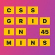 CSS Grid in 45 Minutes! →