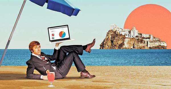How to Work Remotely—In an Exotic New City Each Month