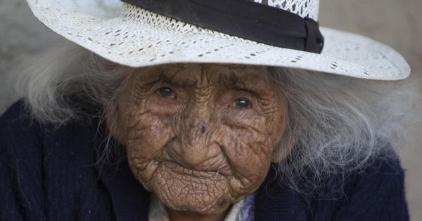 CBS: This Bolivian woman may be the world's oldest person