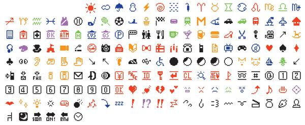 Emoji, In the Beginning · Shady Characters