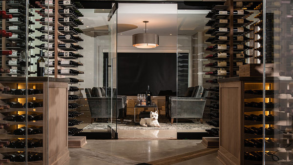 As Homeowners Focus on Wine Storage, Rooms Replace Cellars - Mansion Global