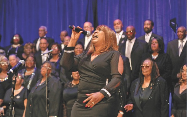 L.A. Honors Aretha Franklin with Gospel Music Tribute - Los Angeles Sentinel | Los Angeles Sentinel | Black News