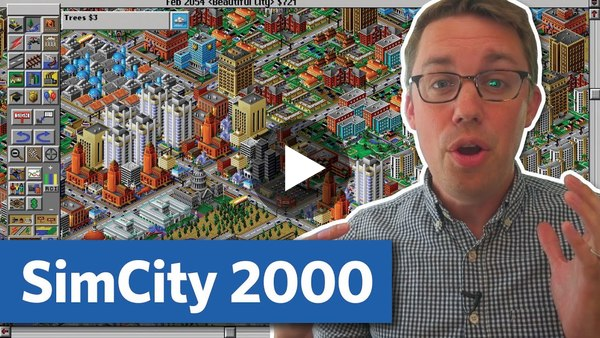 An Urban Planner Plays SimCity 2000