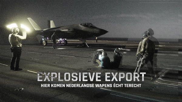 Zo ontdekte een groep onderzoeksjournalisten waar Nederlandse wapens terechtkomen