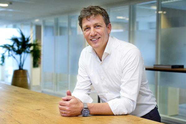 Jacco Vonhof nieuwe voorzitter MKB Nederland