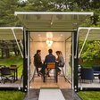 From Google to Amazon, These 9 Outdoor Work Spaces Are Incredibly Cool