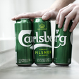 Carlsberg ditches plastic wrapping on six packs with new technology