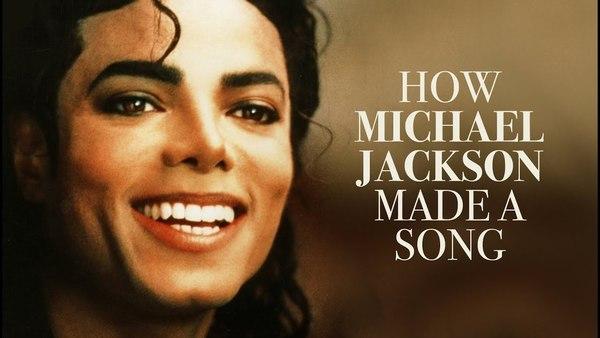 Hoe Michael Jackson zijn liedjes schreef