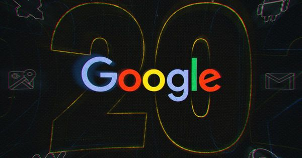 Google turns 20: how an internet search engine reshaped the world