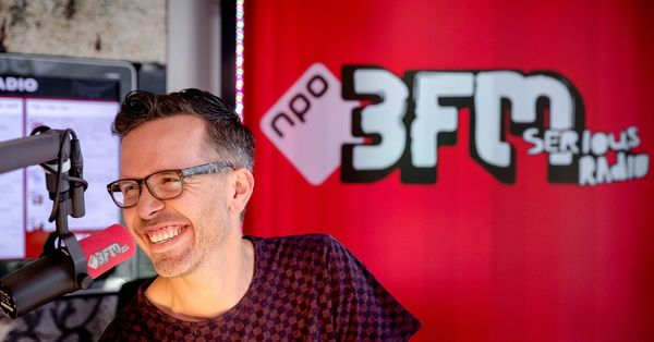 Michiel Veenstra vertrekt bij 3FM