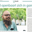 God openbaart zich in games
