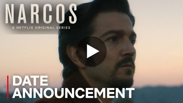 Narcos: Mexico | Date Announcement [HD] | Netflix - YouTube