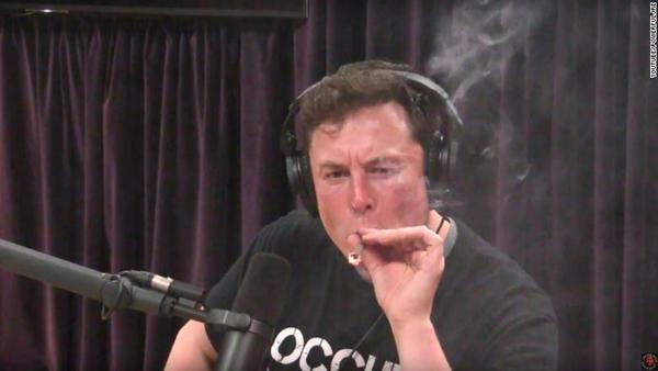 Elon Musk-Joe Rogan interview: Weed, whiskey, Tesla and a flamethrower