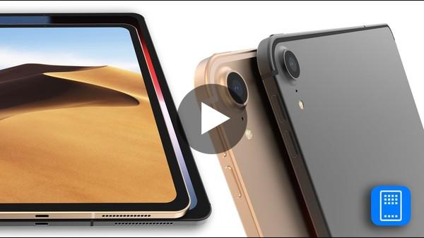 Jedná se o finální vzhled nového iPadu Pro?