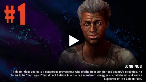Far Cry 4 - Longinus - Mission 1 - Return To Sender