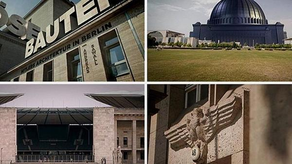 An diesen Orten steht in Berlin noch heute Architektur aus Hitler-Plänen