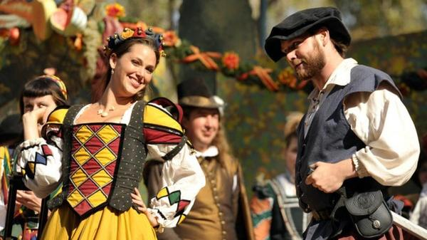 Ye Olde Fall Fun at the NorCal Renaissance Faire  - NBC Southern California