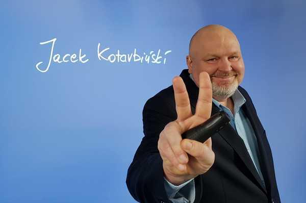 """Jacek Kotarbiński  """"Jak stworzyć własną markę krok po kroku"""""""