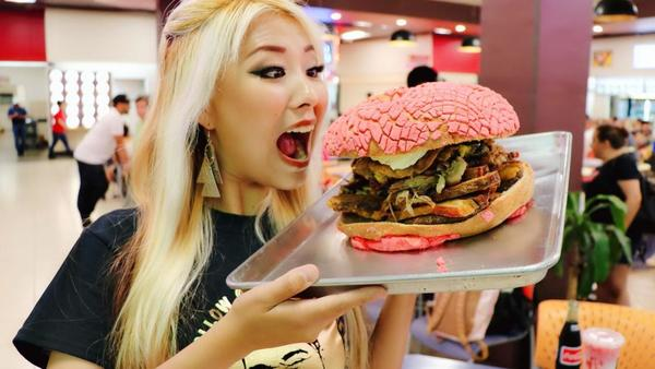 Competitive eater Raina Huang to challenge aebleskiver record in Solvang, compete in three other local contests   Lifestyles   santamariatimes.com