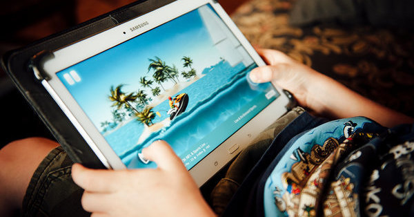 How Game Apps That Captivate Kids Have Been Collecting Their Data