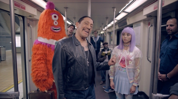 Those Weird L.A. Metro Ads Reminding You Not to Be an A-Hole Are Back
