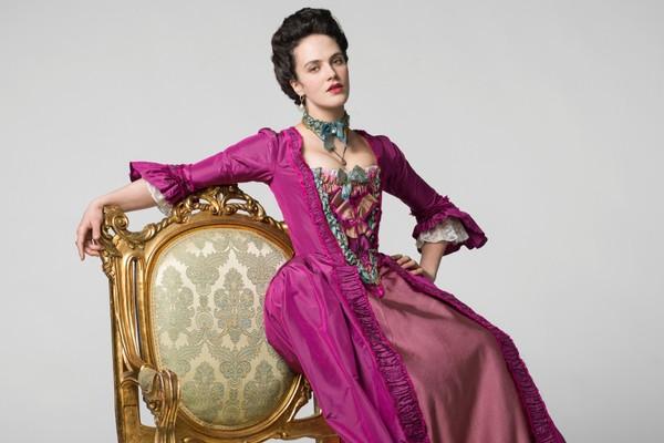 """Jessica Brown-Findlay: """"'Harlots' no podría ser una serie más feminista"""""""