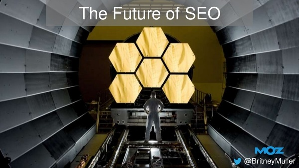 The Future of SEO #LearnInbound