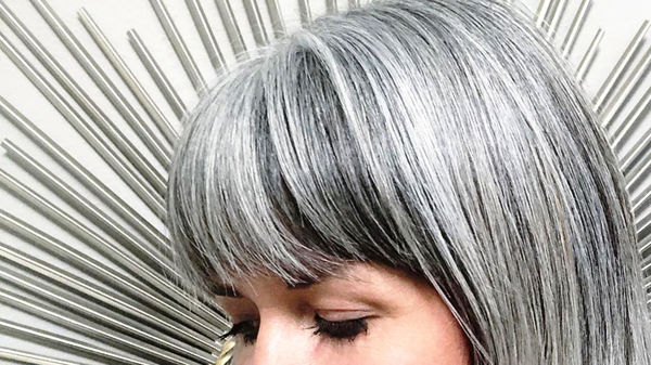 Catapult | I Stopped Dyeing My Gray Hair as an Act of Resistance | Mo Perry