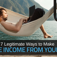 7 Totally Legitimate Ways to Make Passive Income from Your Blog