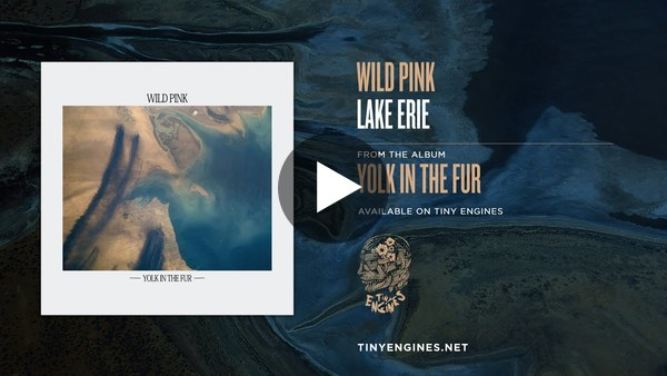 """""""Lake Erie"""" by Wild Pink (2018). As of now, this Brooklyn band's 2nd album is probably my favorite of the year."""