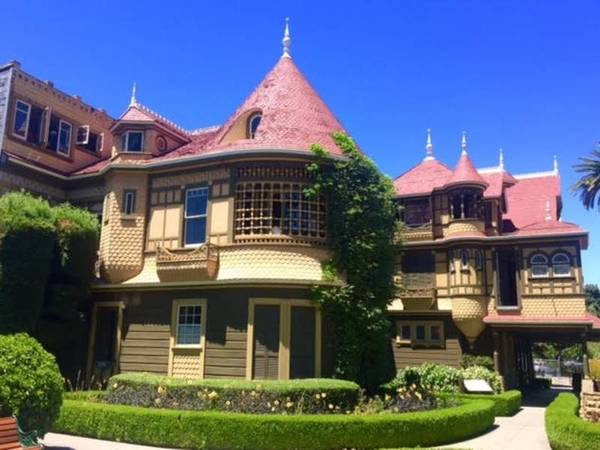 Winchester Mystery Candle Tour; Fiesta el Molino: NorCal Weekend | Mill Valley, CA Patch