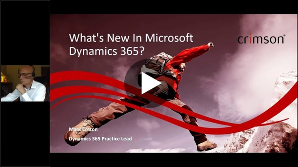 What's New In Microsoft Dynamics 365 (CRM)? - YouTube