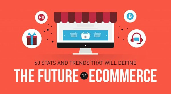 Infographic: The Future of E-Commerce | Webdesigner Depot