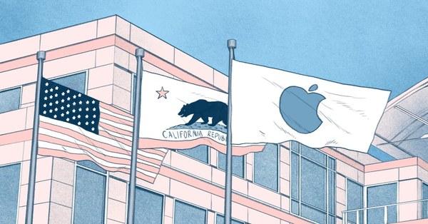 An Oral History of Apple's Infinite Loop