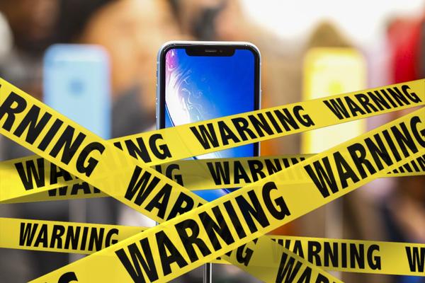 Pas op! Nieuwe link en code doen elke iPhone en iPad crashen