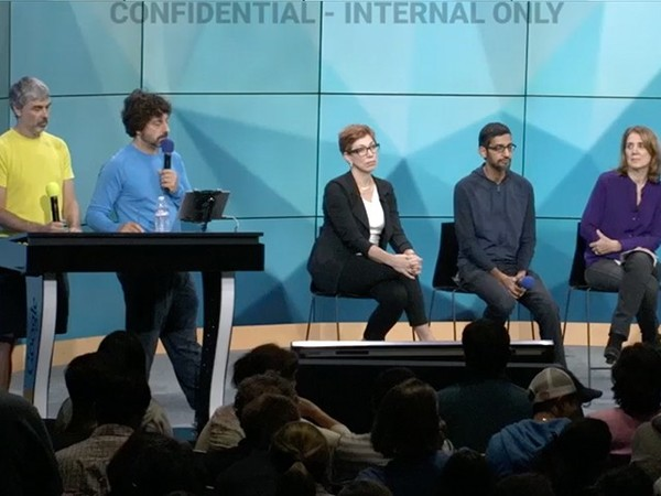 LEAKED VIDEO: Google Leadership's Dismayed Reaction to Trump Election